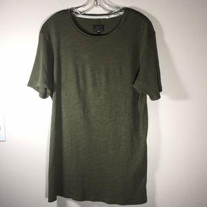 Rag & Bone New York Green  Shirt S